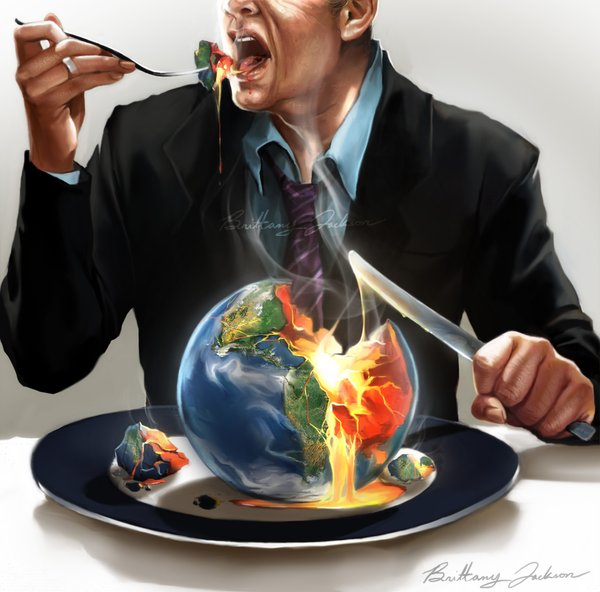 Greed by Liol