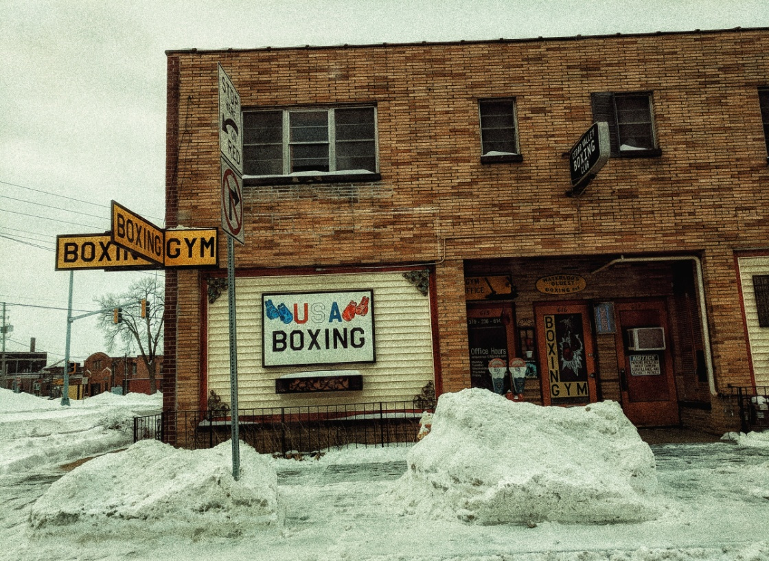 Boxing Day 1956 - 100 Word Story by Mike Jackson