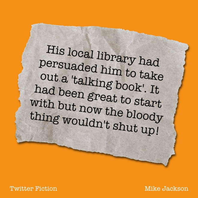 Twitter Fiction - Stories In Your Pocket